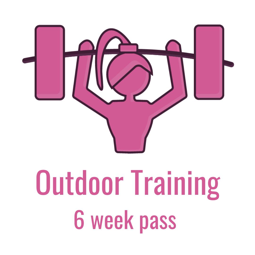 Outdoor Training 6 Week Pass